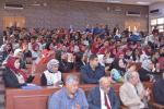 أحتفلت كلية الآداب اليوم الأربعاء23/10 بالذكري السادسة والأربعين لانتصارات أكتوبر المجيدة تحت شعار