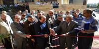 بالصور.. افتتاح مسجد كلية طب الأسنان