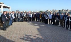 رئيس جامعة الاسكندرية: تنمية المهارات القيادية في التعليم العالي تحتاج إلى جهاز قومي