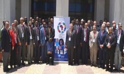 Africa Day activities in Alexandria University