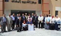 جامعة الإسكندرية تطلق برنامجاً لتنمية قدرات سكان مشروع تطوير منطقة غيط العنب مطلع الأسبوع القادم