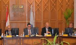 Alexandria University is studying the establishment of the Faculty of Fisheries