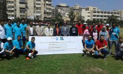 انطلاق فاعليات المهرجان الثاني لدعم الأنشطة الطلابية للمدن الجامعية