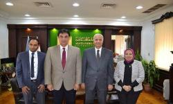 اتفاقية للتعاون مع غرفة شركات ووكالات السفر تهدف إلى تنظيم التدريب المهني للطلاب