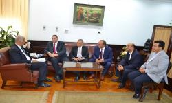 Dr. Essam El Kordi: Alexandria University is  eager to the relationship with African countries