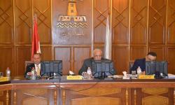 مجلس جامعة الإسكندرية يعتمد الخريطة الدراسية للعام الجامعى 2019/2020