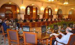 جامعة الاسكندرية تناقش اشتراطات السلامة والصحة المهنية وإجراءات الصيانة الدورية
