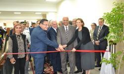بالصور.. افتتاح مركز التميز في مجال علوم المياه بجامعة الاسكندرية