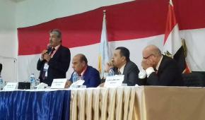 انطلاق المؤتمر الدولي الأول لقسم اللغة العربية بكلية التربية
