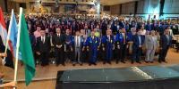 كلية التربية الرياضية بنين تحتفل بتخريج الدفعة 62
