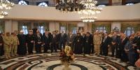 جامعة الاسكندرية تهنىء الاخوة المسيحيين بمناسبة عيد الميلاد
