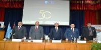 بالصور.. جامعة الاسكندرية تحتفل باليوبيل الذهبي لقسم هندسة الحاسب والنظم