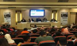 لقاء تعريفي بالبرامج المشتركة بين جامعتي الاسكندرية والمصرية للتعلم الالكتروني