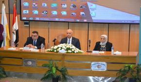 افتتاح المؤتمر الدولي الأول للابتكارات التربوية والتعلم المدعوم بالتكنولوجيا