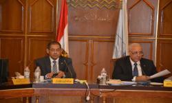 مجلس جامعة الإسكندرية يوافق على مقترح إنشاء كلية الألسن واللغات التطبيقية