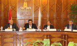 وزير التعليم العالي يرأس اجتماع المجلس الأعلى للجامعات بالإسكندرية