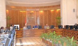تطبيق اللائحة الخاصة بالنزاهة العلمية بجامعة الاسكندرية