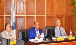 انضمام جامعة الاسكندرية إلى عضوية اتحاد الناشرين المصريين