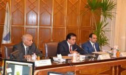 الاسكندرية تستضيف الاجتماع الشهري للمجلس الأعلى للجامعات