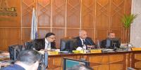 جامعة الاسكندرية توافق على تجديد تعيين وكيلين بـ