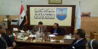 بروتوكول تعاون بين كلية التربية ومدارس الاسكندرية للغات