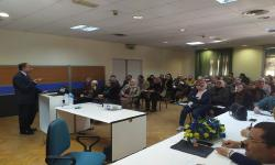 ورشة عمل بجامعة الاسكندرية تناقش معايير التقييم لجائزة مصر للتميز الحكومي