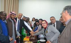 افتتاح مقر إدارة الطلاب الوافدين بجامعة الإسكندرية