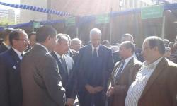 Alexandria Governor to open some exhibitions during the 8th Environmental Forum of AU