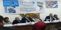 جامعة الاسكندرية تحتفل باليوم العالمي للمرشد السياحي
