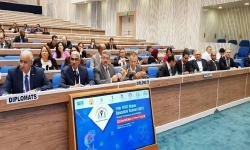 President of Alexandria University participates in the summit of higher education in India