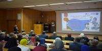 the opening of the activities of the 7th Student Conference for Research and Innovation