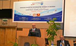 The launching of the 2nd international Conference of Alexandria University