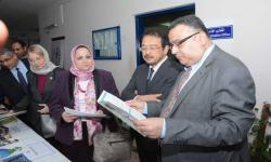 جامعة الاسكندرية تستضيف معرض الدراسة في اليابان 2017