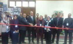 افتتاح المؤتمر الطلابي الثالث لكلية رياض الأطفال