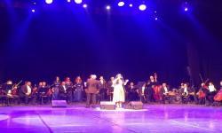 Marwa Naji salutes the Diamond Jubilee Ceremony