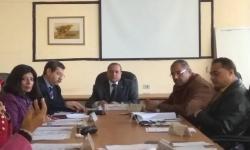 مجلس فرع مطروح: اعلان نتائج امتحانات نصف العام في موعد اقصاه منتصف مارس القادم