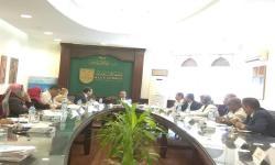 مجلس فرع مطروح يناقش الاستعدادات للعام الدراسي 2018/2019