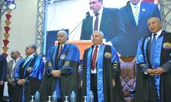 بحضور رئيس جامعة الاسكندرية.. «مطروح» تحتفل بتخريج دفعة 2018