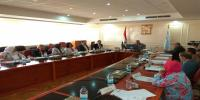 Council of Alexandria University (Matrouh Branch) held under the chairmanship of