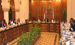 Alexandria University launches scholarships for top students in the university branch in