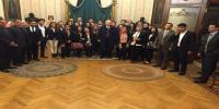 قسم العلوم السياسية ينظم زيارة لمجلس النواب