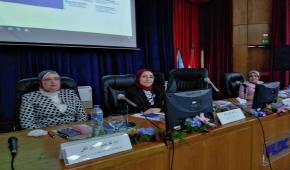 افتتاح المؤتمر العلمي الدولي الخامس عشر بكلية التمريض