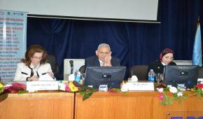 افتتاح المؤتمر العلمي الدولي الرابع عشر لكلية التمريض