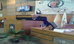 ندوة تثقيفية للطلاب الجدد بجامعة الاسكندرية