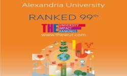 Alexandria University comes among the top 100 universities on the British Ranking 2019
