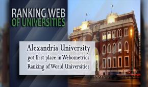 AU first Webometrics Egyptain Universities