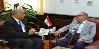 جامعة الاسكندرية تكرم الرعيل الأول من الأساتذة