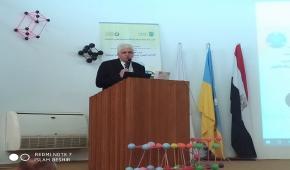 افتتاح المؤتمر العربي الدولي التاسع عشر بمعهد الدراسات العليا والبحوث