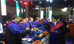 كلية العلوم تحتفل بتخريج الدفعة 72