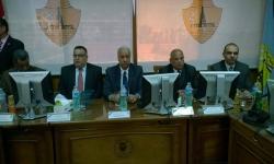 رئيس جامعة الاسكندرية يؤكد على أهمية دور كليات التربية الرياضية في صناعة الأبطال
